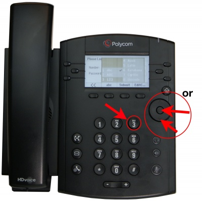 Connecting and Provisioning Polycom VVX 300 Series Phones - ENA Help